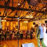 Wedding Reception Julia Wade Photography_ 74 South Event Venue at Moretz Mills Hickory, NC