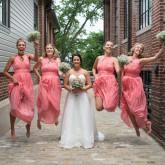 Wedding Venue Courtyard 74 South Event Venue at Moretz Mills Hickory, NC