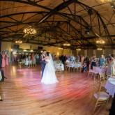 Wedding Dance 74 South Event Venue at Moretz Mills Hickory, NC