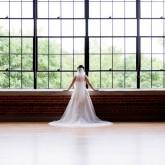Bridal Portrait 74 South Event Venue at Moretz Mills Hickory, NC