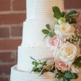 Wedding Cake 74 South Event Venue at Moretz Mills