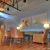Lobby Sherri Lynn Parkhurst Photography 74 South at Moretz Mills Event Venue Hickory NC