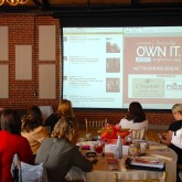 OWN-IT Corporate Event • Pat-Appleson-Studios, Inc