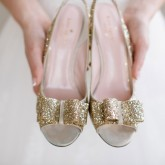 Wedding Shoes Bradshaw & Burchette_Revival Photography