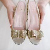 Wedding Shoes Bradshaw & Burchette_Revival Photography