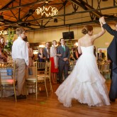 Dance Bradshaw & Burchette Wedding_Revival Photography 74 South Event Venue at Moretz Mills Hickory, NC